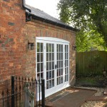 Single Storey Extension to Period Property in Reclaimed Bricks